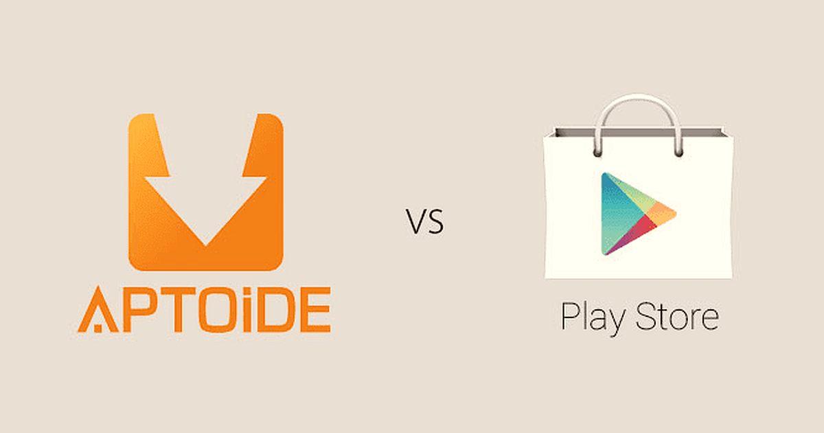 Aptoide App Store vs Google's Play Store